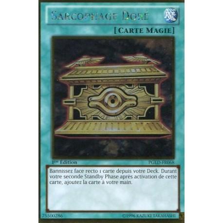 Sarcophage Doré (GOLD) [PGLD]