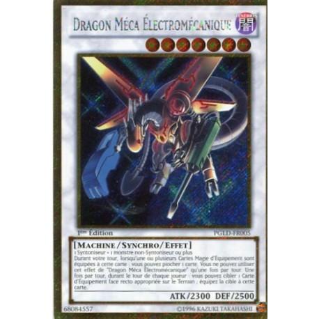 Dragon Méca Electromécanique (STR GOLD) [PGLD]