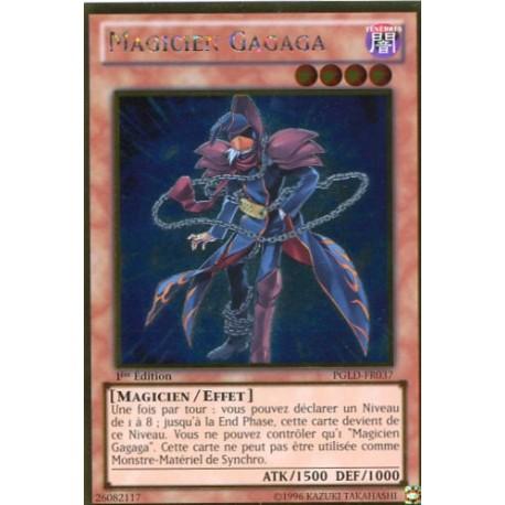 Magicien Gagaga (GOLD) [PGLD]