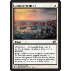 Blanche - Déployer la flotte (R) [JOU]
