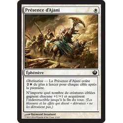 Blanche - Présence d'Ajani (C) [JOU]