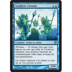Bleue - Cavalerie tritonne (U) [JOU]
