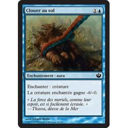 Bleue - Clouer au sol (C) [JOU]