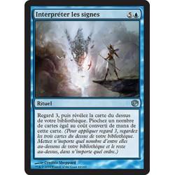 Bleue - Interpréter les signes (U) [JOU]