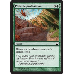 Verte - Peste de profanation (C) [JOU]
