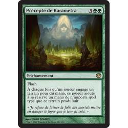 Verte - Précepte de Karametra (R) [JOU]