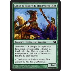 Verte - Sabot-de-foudre du clan Phérès (C) [JOU]