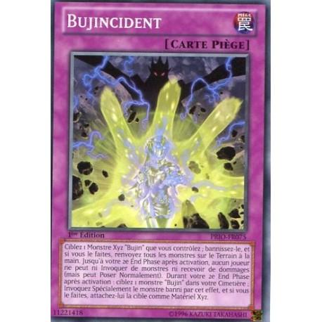 Bujincident (C) [PRIO]