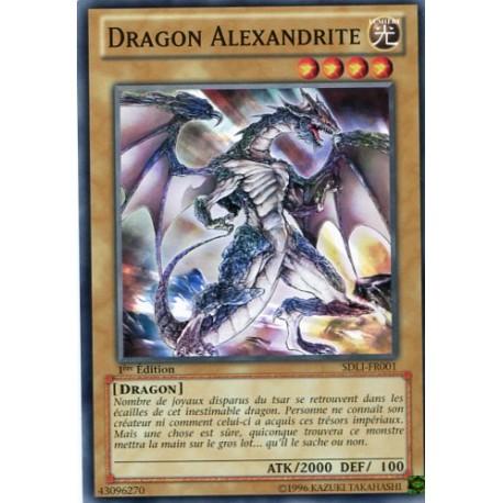 Dragon Alexandrite (C) [SDLI]