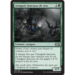 Verte - Araignée lanceuse de rets (C) [M15]