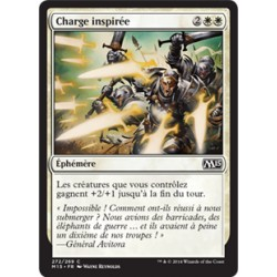 Blanche - Charge Inspirée (C) [M15]