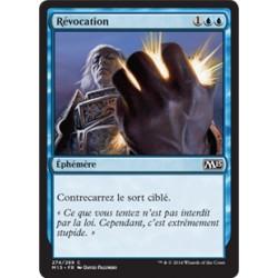 Bleue - Révocation (C) [M15]