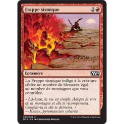 Rouge - Frappe sismique (C) [M15]