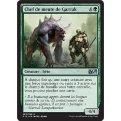 Verte - Chef de meute de Garruk (U) [M15]