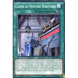 Chaîne de Montage Robotique  (C) [BP03]