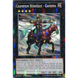 Champion Héroïque - Gandiva  (SHF) [BP03]