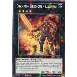 Champion Héroïque - Kusanagi  (SHF) [BP03]
