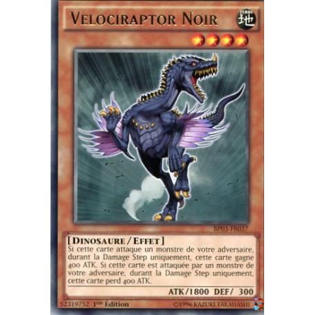 Velociraptor Noir  (R) [BP03]