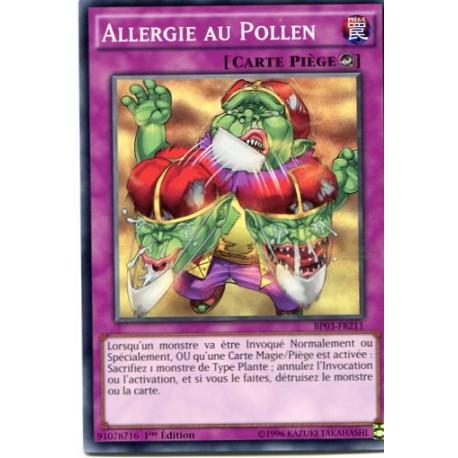 Allergie au Pollen  (C) [BP03]