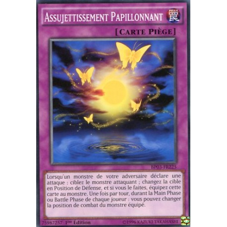 Asujettissement Papillonnant  (C) [BP03]