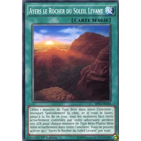 Ayers le Rocher du Soleil Levant  (C) [BP03]