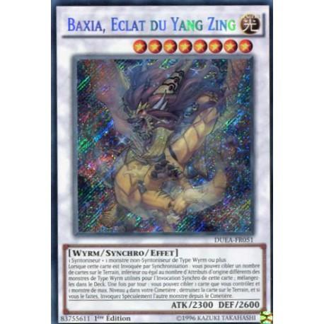Baxia, Eclat du Yang Zing (STR) [DUEA]