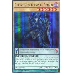 Chasseuse de Cornes de Dragon (SR) [DUEA]