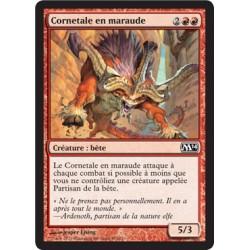 Rouge - Cornetale en maraude (C) [M14] FOIL