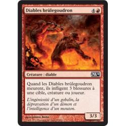 Rouge - Diables brûlegoudron (C) [M14] FOIL