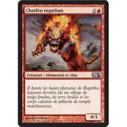 Rouge - Chatfeu regathan (C) [M14] FOIL