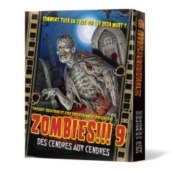 Zombies!!! 9 Des Cendres aux Cendres