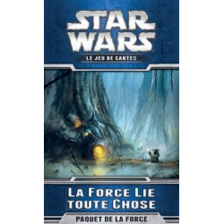 - Star Wars - VF LCG Cycle #2 117-121 La Force Lie Toute Chose