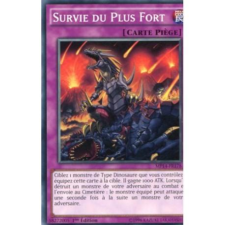 Survie du Plus Fort (C) [MP14]