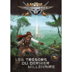 Metal Adventures : Les Trésors du Dernier Millénaire