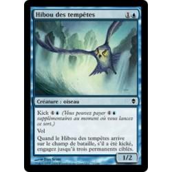 Bleue - Hibou des Tempêtes (C)
