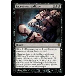 Noire - Sacrement Sadique (U)