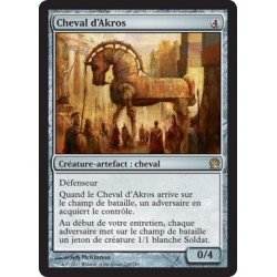 Artefact - Cheval d'Akros (R) [THS] FOIL
