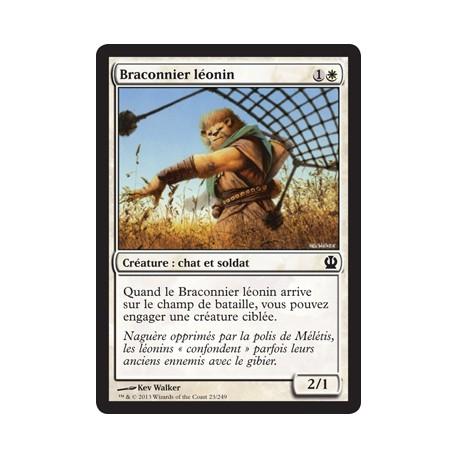 Blanche - Braconnier léonin (C) [THS] FOIL