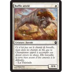 Blanche - Buffle attelé (C) [THS] FOIL