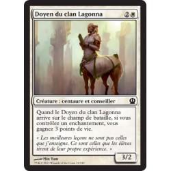 Blanche - Doyen du clan Lagonna (C) [THS] FOIL
