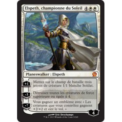 Blanche - Elspeth, championne du Soleil (M) [THS]