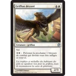 Blanche - Griffon décoré (U) [THS] FOIL