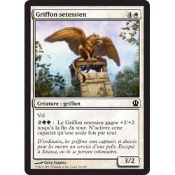 Blanche - Griffon Setessien (C) [THS] FOIL