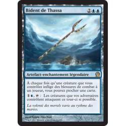 Bleue - Bident de Thassa (R) [THS] FOIL