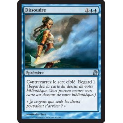 Bleue - Dissoudre (U) [THS] FOIL