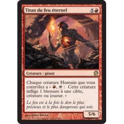 Rouge - Titan du feu éternel (R) [THS] FOIL