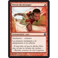 Rouge - Vitesse du messager (C) [THS] FOIL