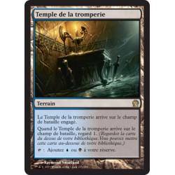 Terrain - Temple de la tromperie (R) [THS] FOIL