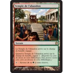 Terrain - Temple de l'abandon (R) [THS] FOIL