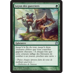Verte - Leçon des guerriers (U) [THS] FOIL